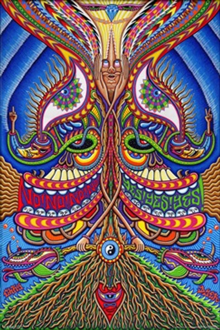 The Apotheosis Of Dualitree - Chris Dyer Poster 24in x 36in Image