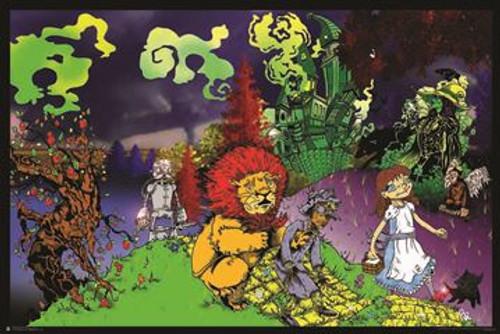 Oz - Brandon Mills Poster 36in x 24in Image