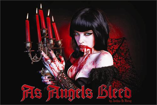 As Angels Bleed - Avelina De Moray Poster 36in x 24in Image