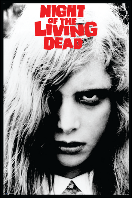 Night Of The Living Dead - Girl Poster 24in x 36in Image