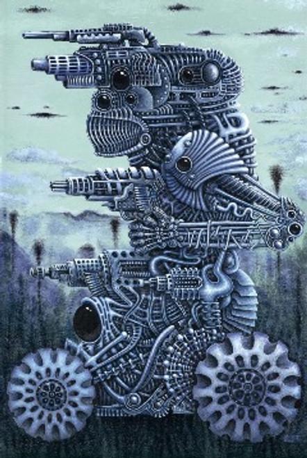 War Machine - Robert Connett Poster 24in x 36in Image