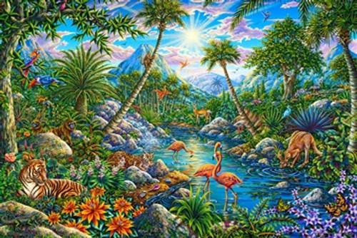 FANTASY POSTER Magical Kingdom Michael Fishel