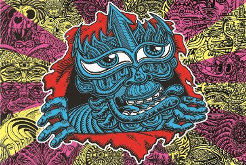 Pc Ripper - Chris Dyer Poster 36in x 24in Image