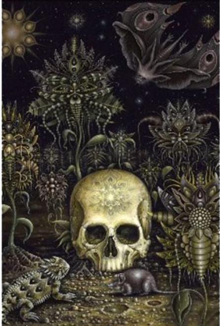 Cemetery Flowers - Robert Connett Poster 24in x 36in Image