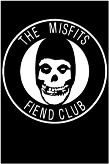 Misfits Fiend Club Poster 24in x 36in Image