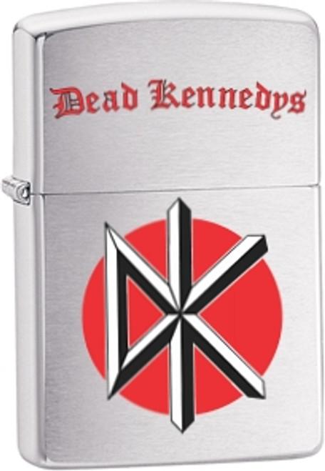 Dead Kennedys - Logo Zippo Lighter