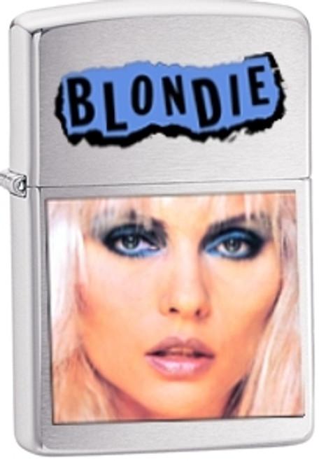 Blondie - Face  Zippo Lighter