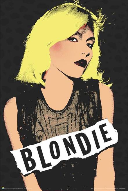 Image of Blondie Pop Art Poster