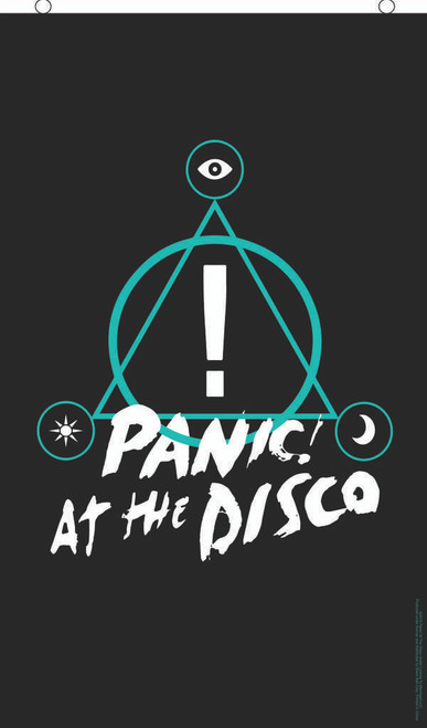 Panic! At The Disco Fly Flag Image
