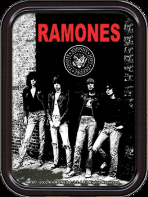 Ramones Rocket to Russia Stash Tin Storage Container Image