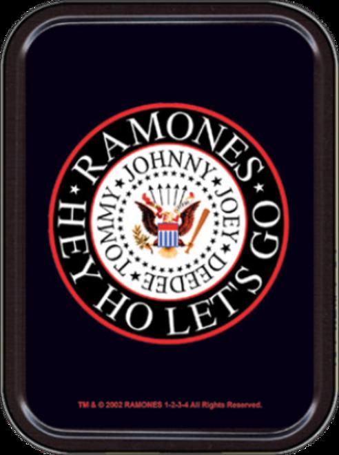 Ramones - Hey Ho Stash Tin Storage Container Image