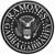"The Ramones Babba Babba Hey Logo - Sticker - 3 1/16"" Round"