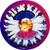 """Daisy Fairies - Mike Dubois  - Round Sticker - 2 1/2"""" Round"""