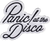 """Panic At The Disco - Iron On Embroidered Patch 3.5"""" x 3"""" Image"""