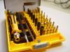 45 pcs Screw Drive Tool Set