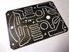 """Carbon Fiber 24"""" Upgrade Horn Kit  """"Mini"""" Mono"""