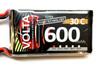 Volta 2S 600mah 30-50c Lipo