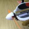 "1 3/4"" White EPP Nose Cone Spinner - Prop Saver Motors"