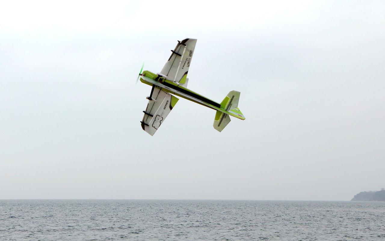 "TH 39"" EPP Crack Yak-55 Green"
