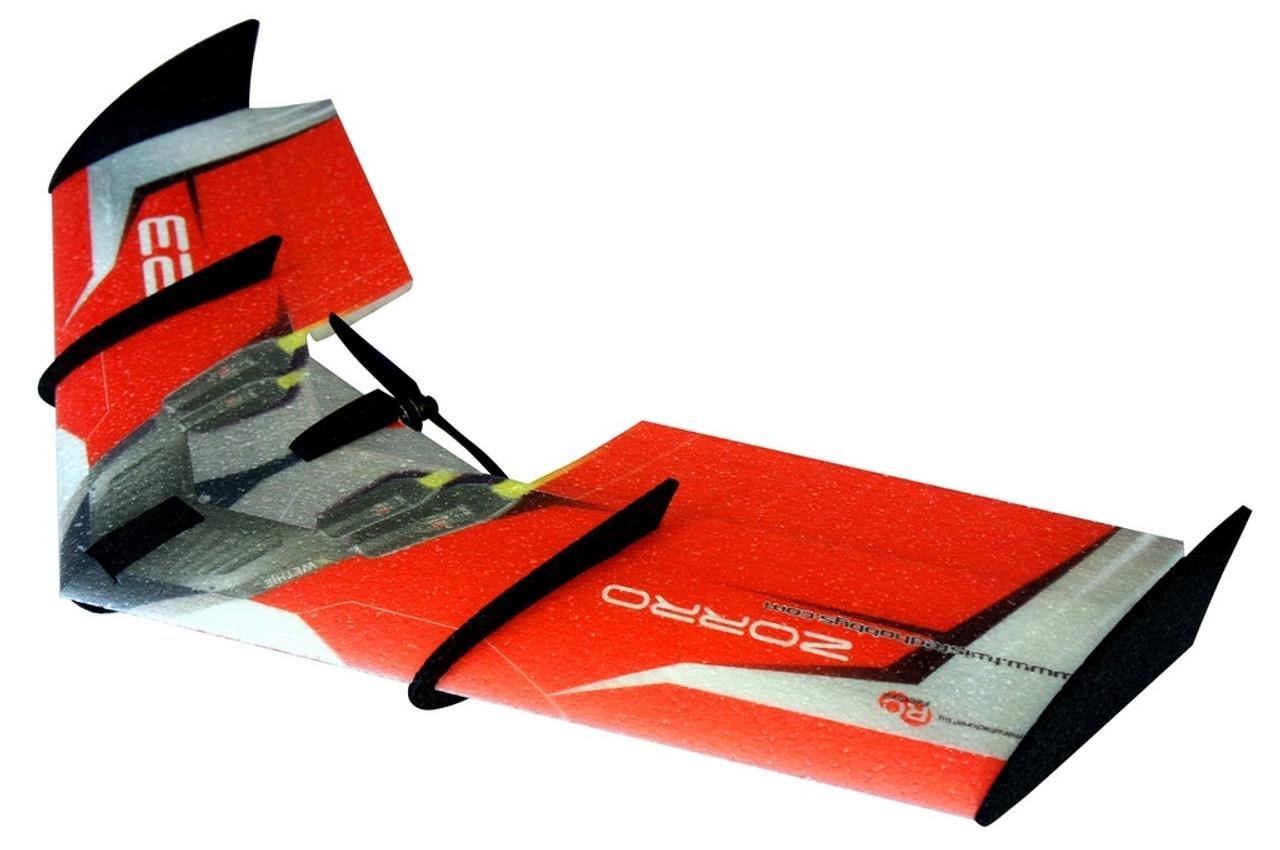 "TH 35"" EPP ZORRO Wing - Red"
