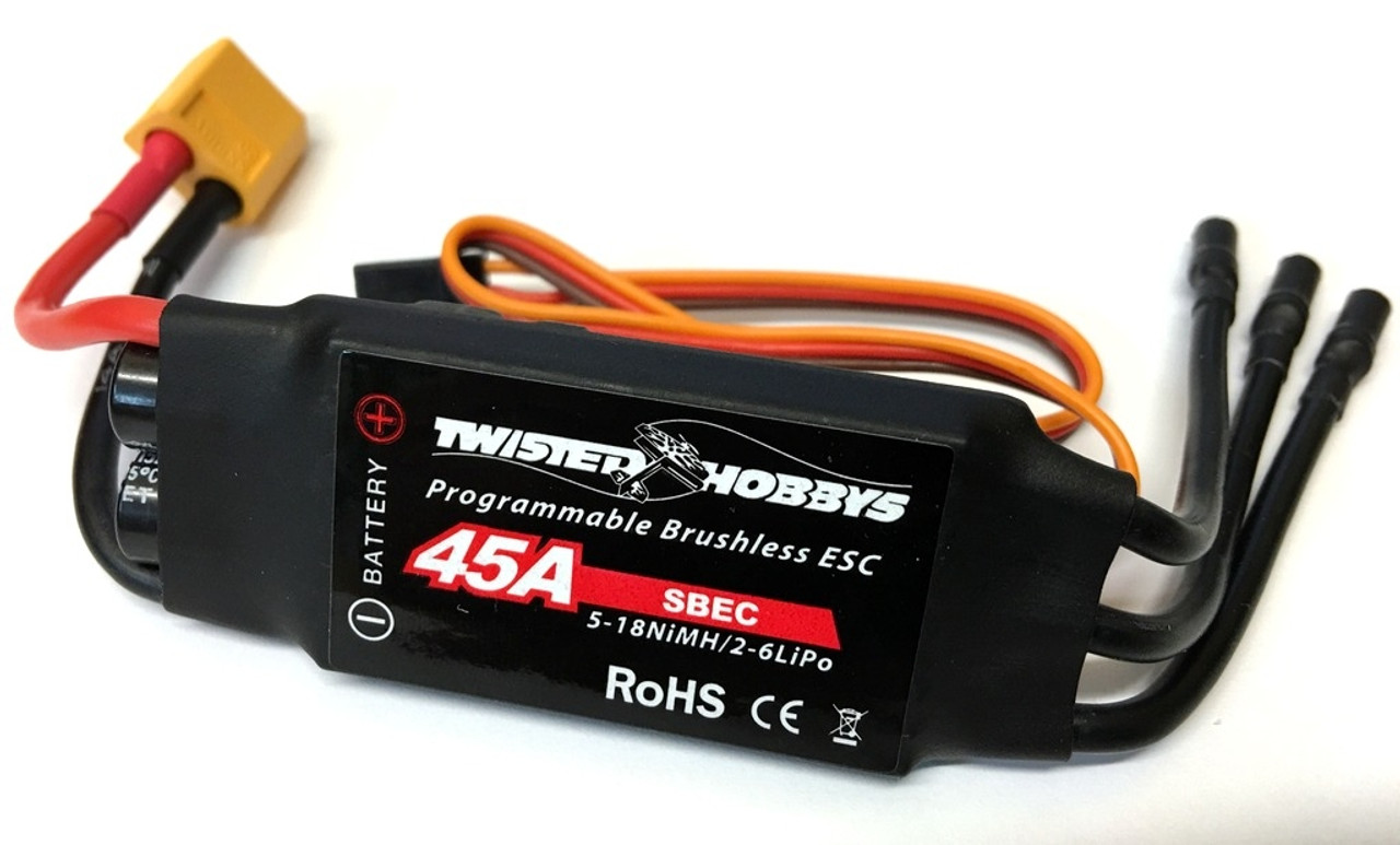 ESC Twisted Hobbys 45A