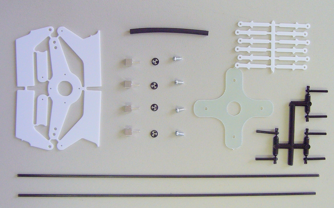 "RcFactory Parts - 32"" Standard Hardware bag"
