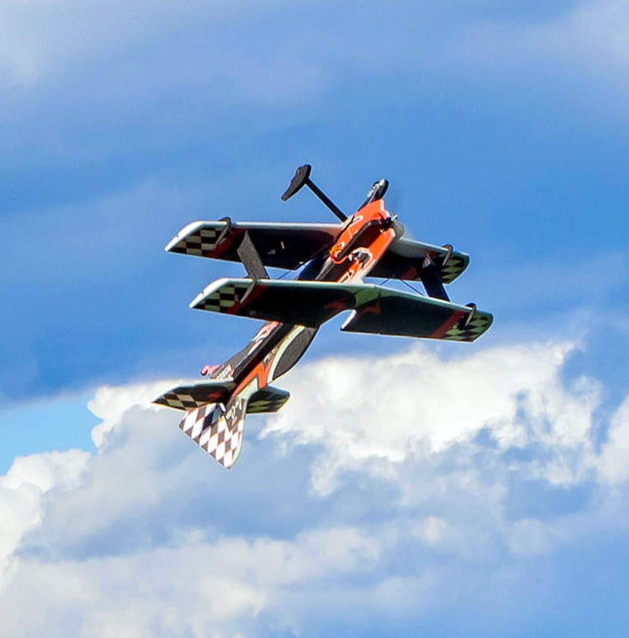 "TH 37"" EPP Revo P3 Biplane - Black -"