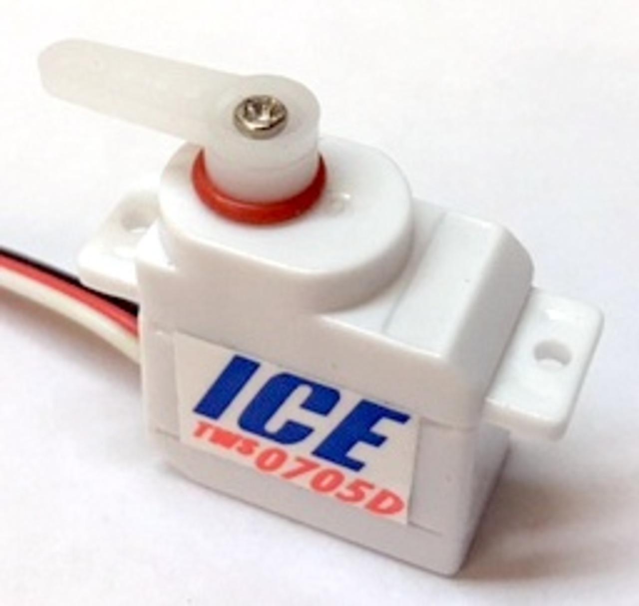 Control-Surface Servo Oscillation Absorber Kit (4 pc's)