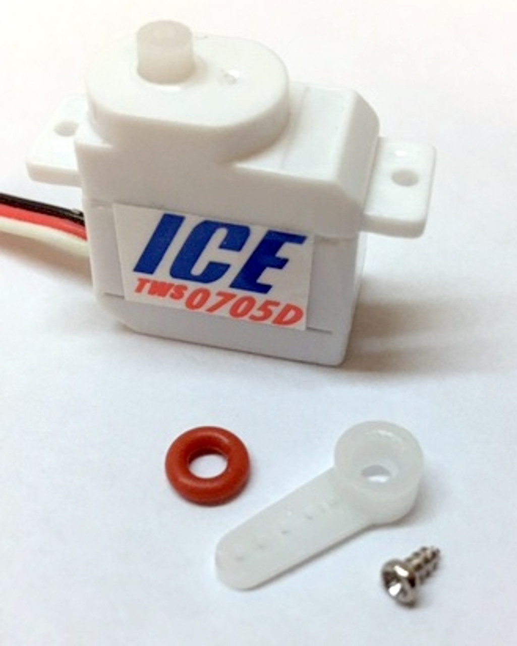 Servo control surface Flutter-Fix kit (4 pc's)