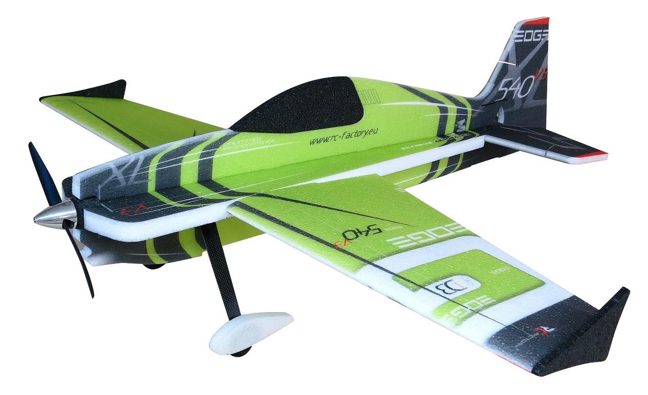 """TH 43"""" EPP EDGE 540 XL - Green"""