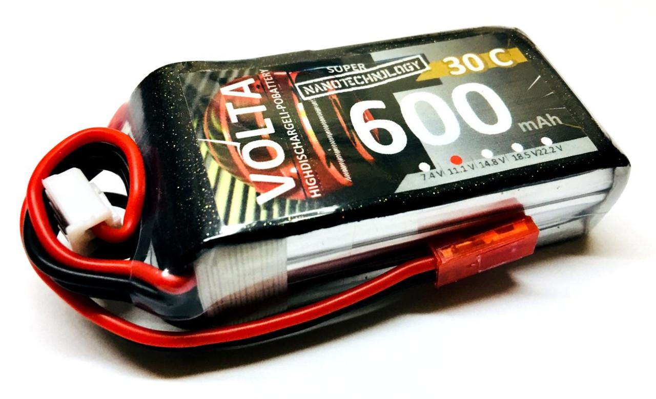 Volta 3S 600mah 30~60c Lipo