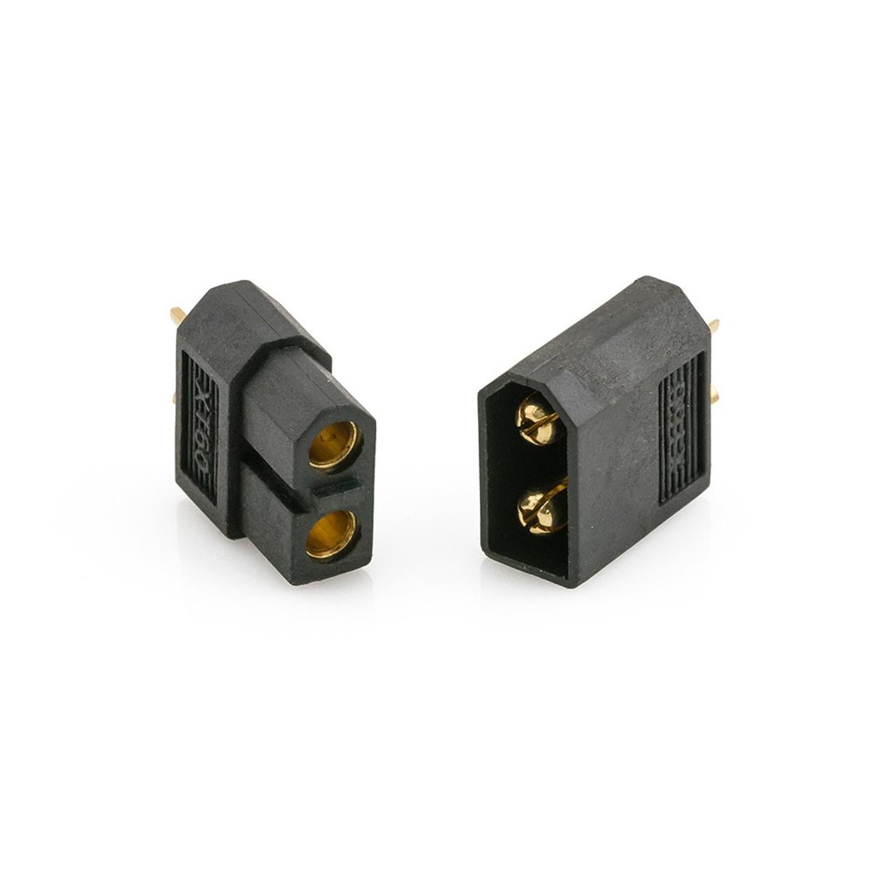 XT60 AMASS Male & Female Connectors