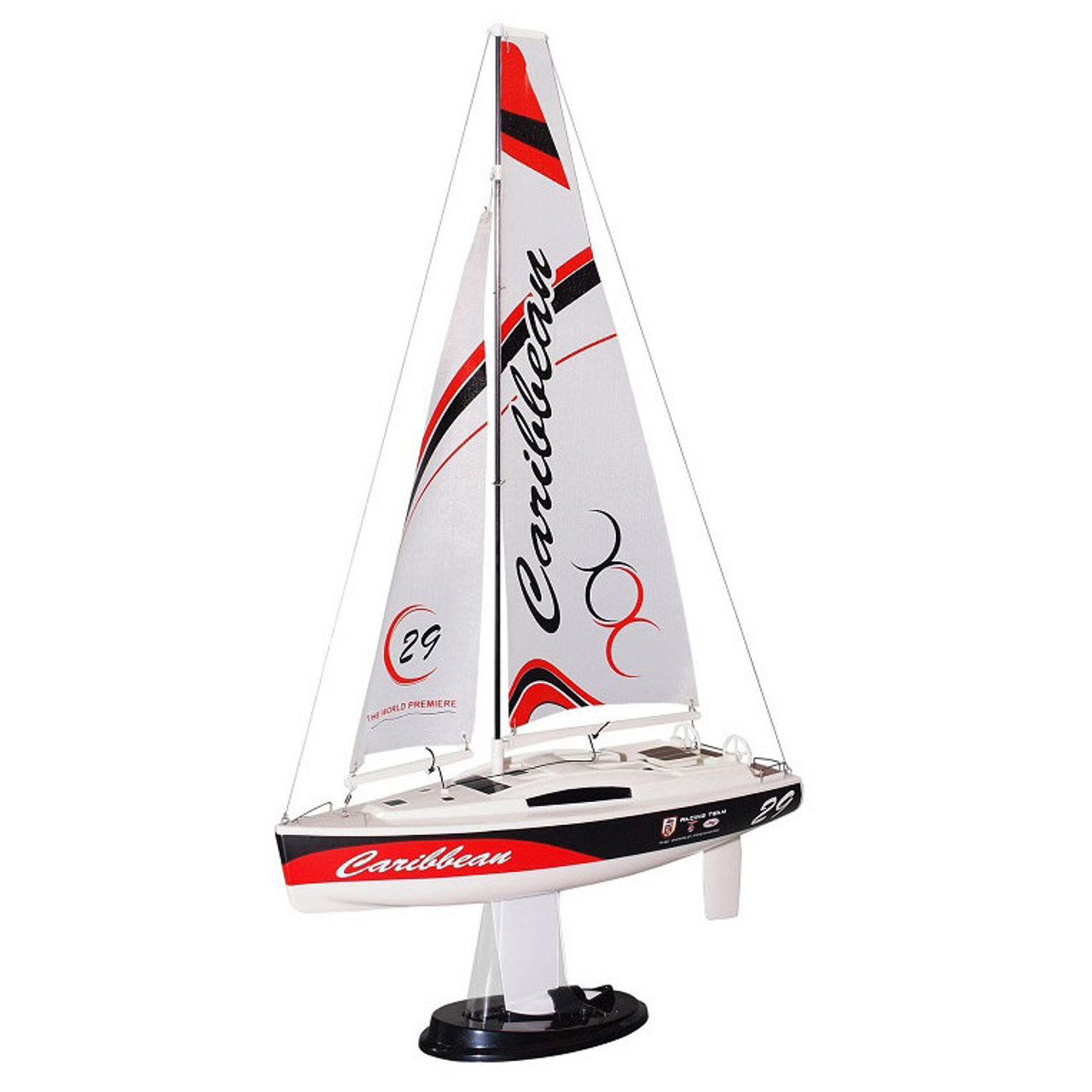Joysway Caribbean 2.4Ghz RC Sailboat Yacht - Ready to Run!!! RTR
