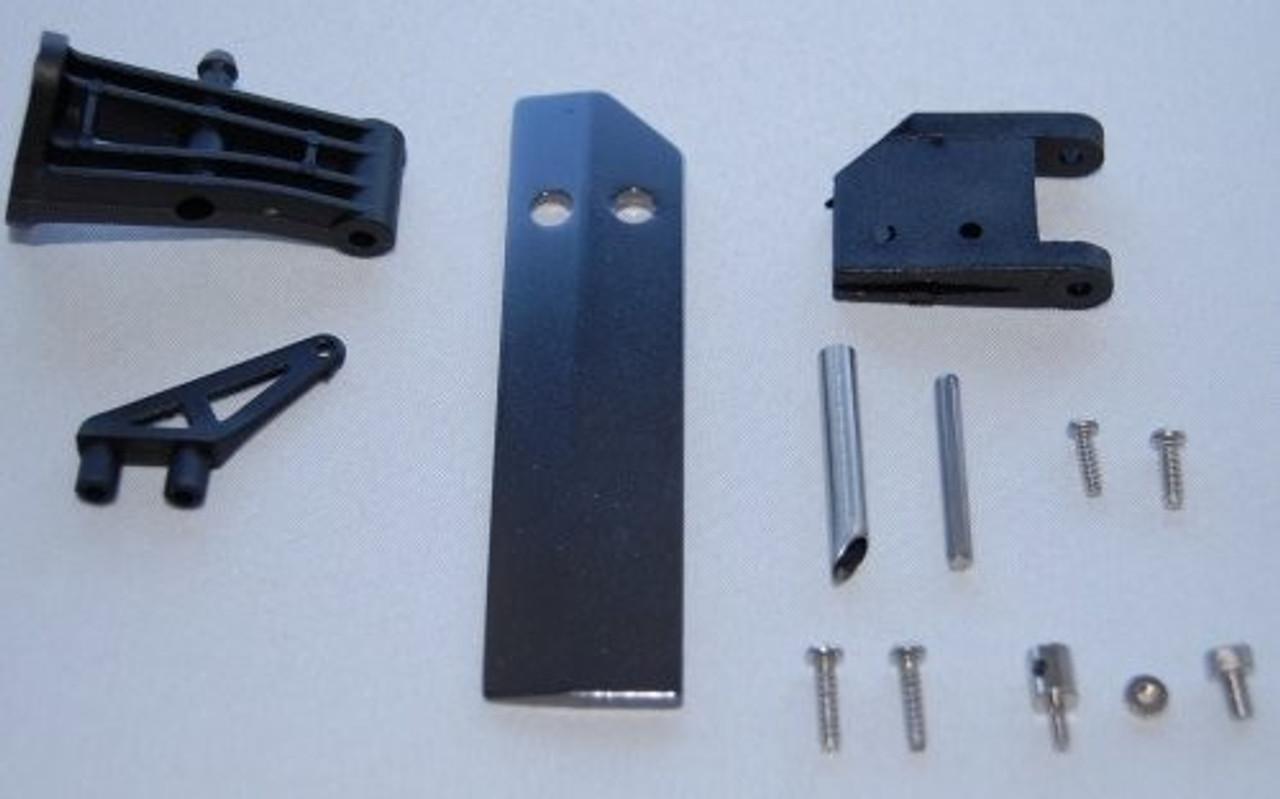 Joysway Rudder and Support Set (Blue Mania) 860206