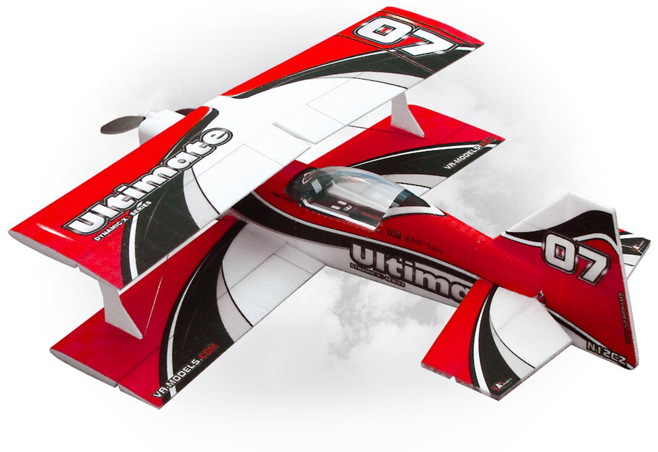 """VA-Model 41"""" ULTIMATE X3 EPP Full Fuse - RED"""