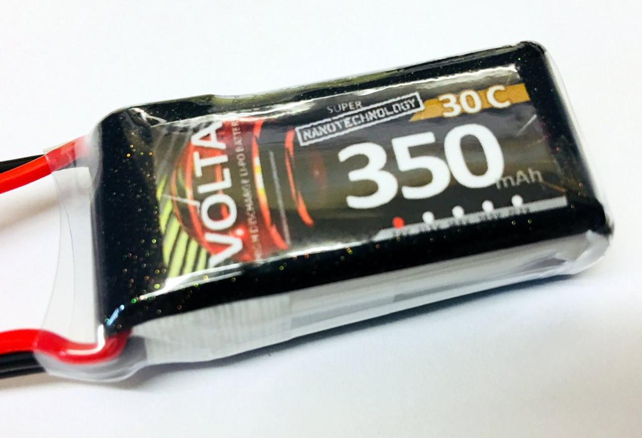 Volta 2S 350mah 30-60c Lipo