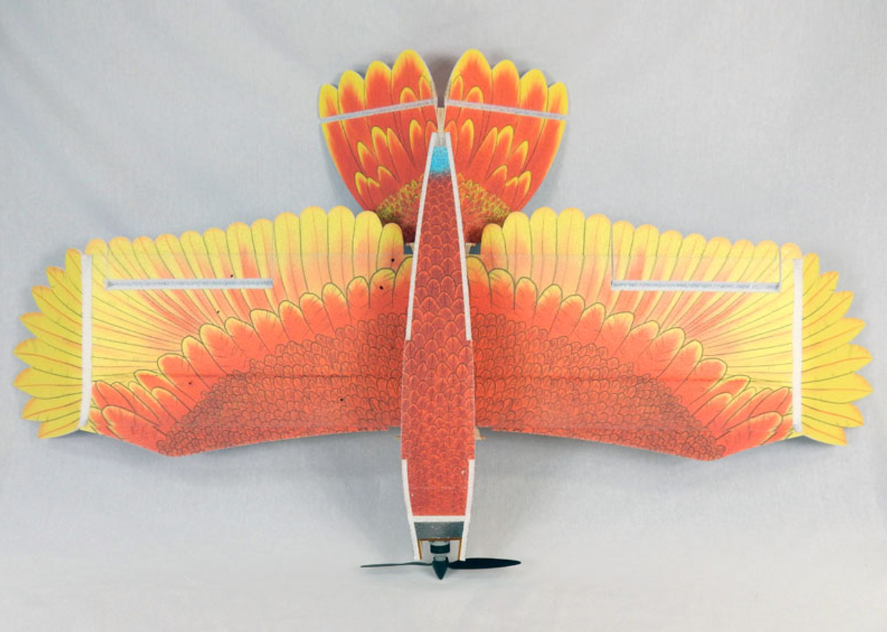 """Hacker Model 54"""" ARA (Macaw)"""