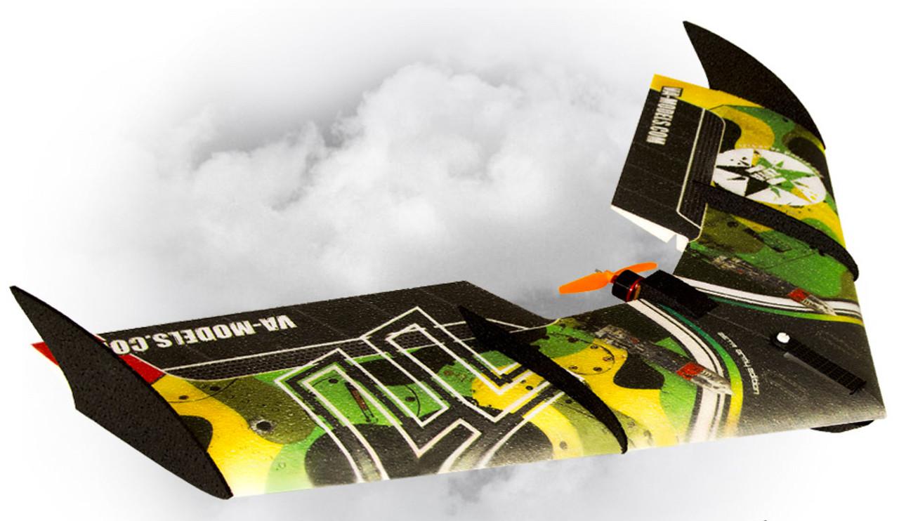 """VA 35"""" EPP ZETA Wing- Green"""
