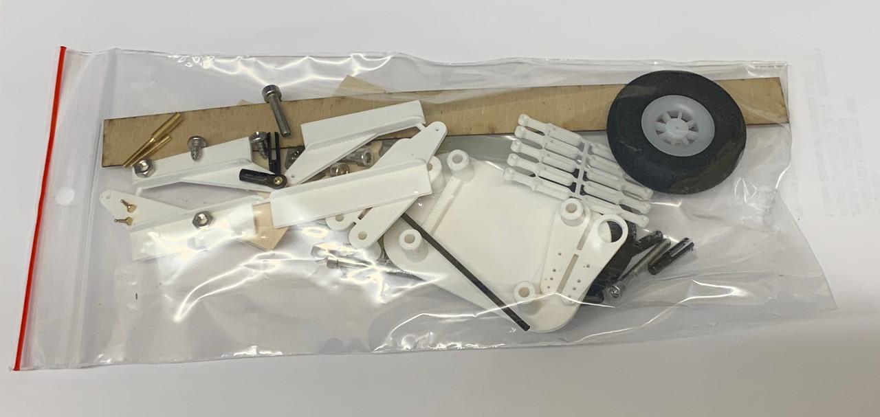 "RcFactory Parts - 39""  Edge 540 V3 Hardware bag"