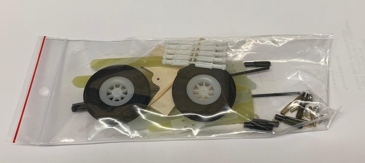 "RcFactory Parts - 39""  Flash Reloaded hardware bag"