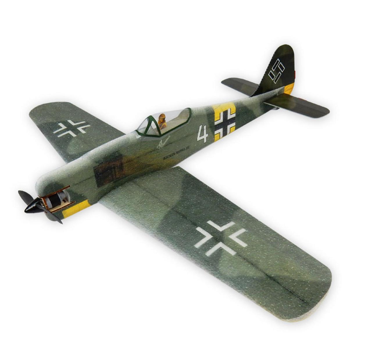 "HM 33"" EPP EPP Focke-Wulf 190A Rammbock War bird"
