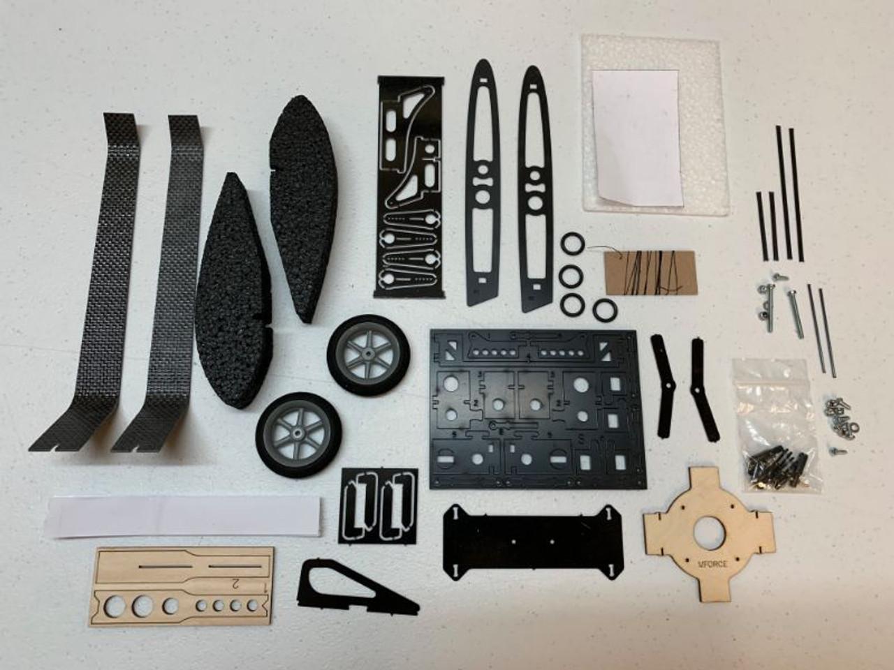 """Hacker Model Parts - 48"""" SUpreme Hardware bag"""