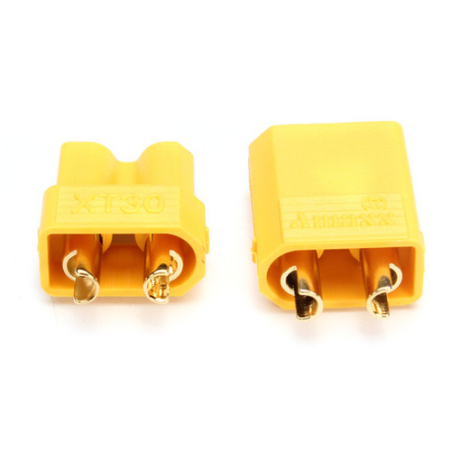 XT30 2mm Connector (pair Male and Female)
