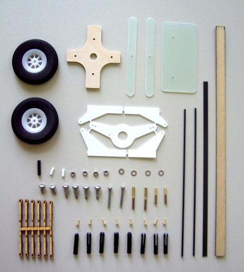 """RcFactory Parts - 36"""" Flash NG Hardware bag"""