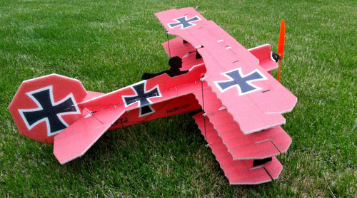 "TH 26"" EPP LiL Fokker Dr.1 - Red"