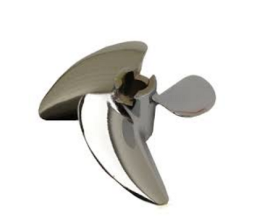 Joysway P1.4x37mm Three Blade Metal Propeller 92025