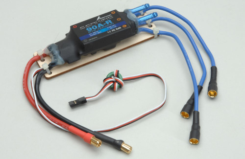 Joysway 90A Water Cooled ESC with BEC (Alpha) 92035