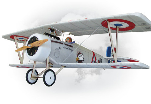 "VA-Model 40"" Nieuport 17 Epp Full Fuse"