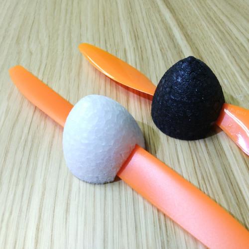 "1 3/4"" EPP Nose Cone Spinner - Prop Saver Motors - Black"
