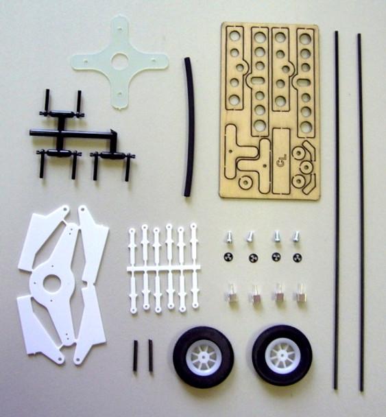 "RcFactory Parts - 32"" Laser Lite-Series Hardware B"